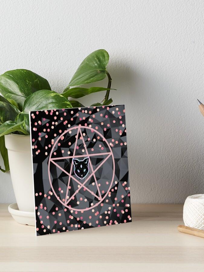pretty girly designs modern teen witch