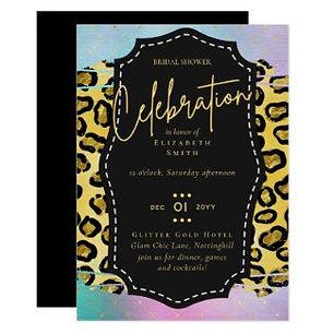 animal print invitation gold glitter.jpg