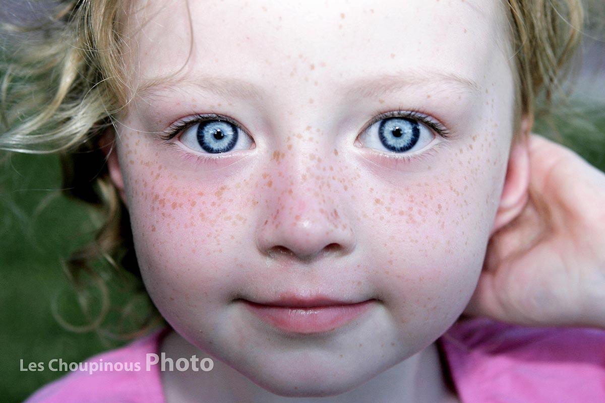 portrait fille, photographe saint louis