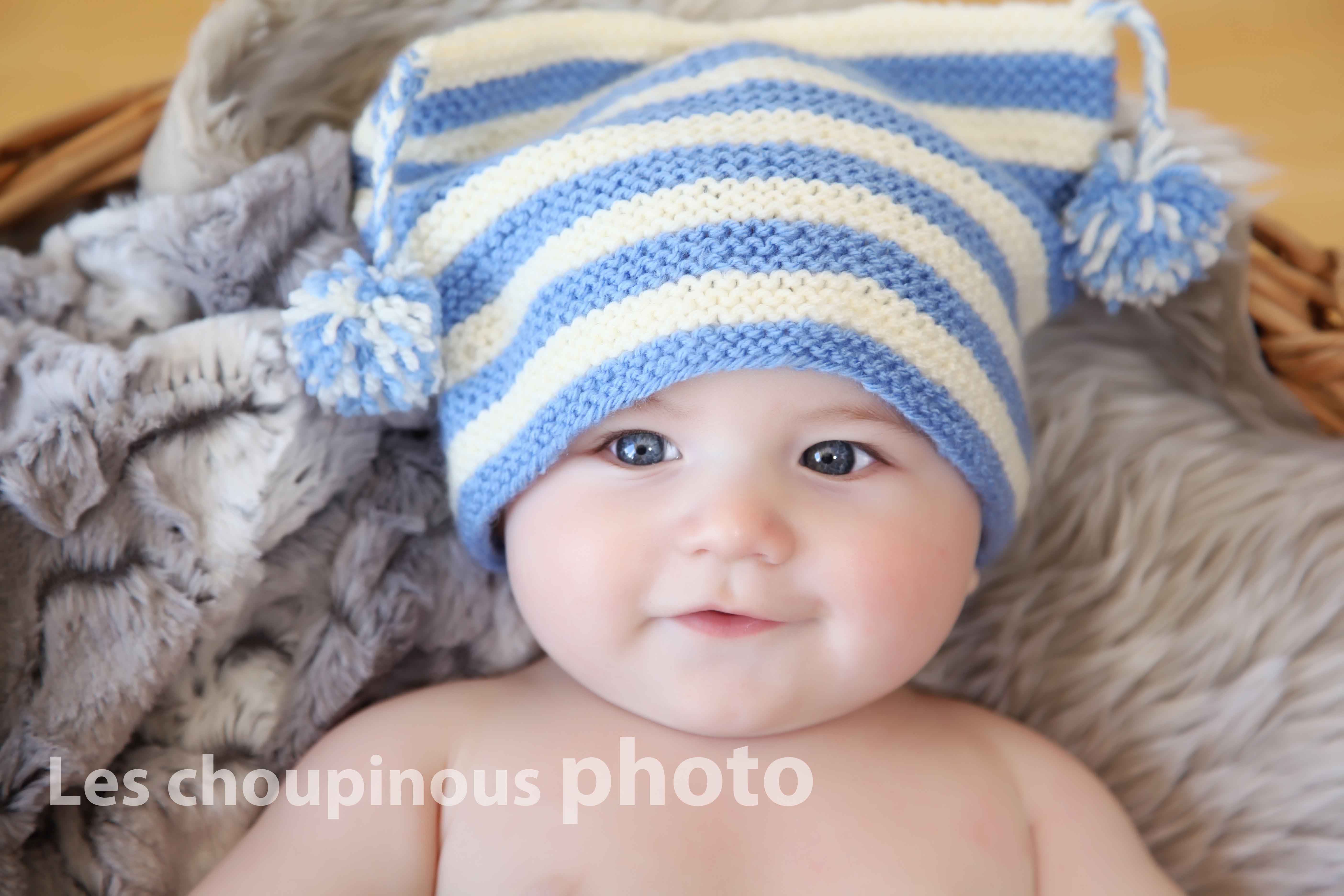Bébé 2 mois