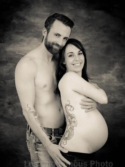 Photo de couple grossesse, saint-louis 68300