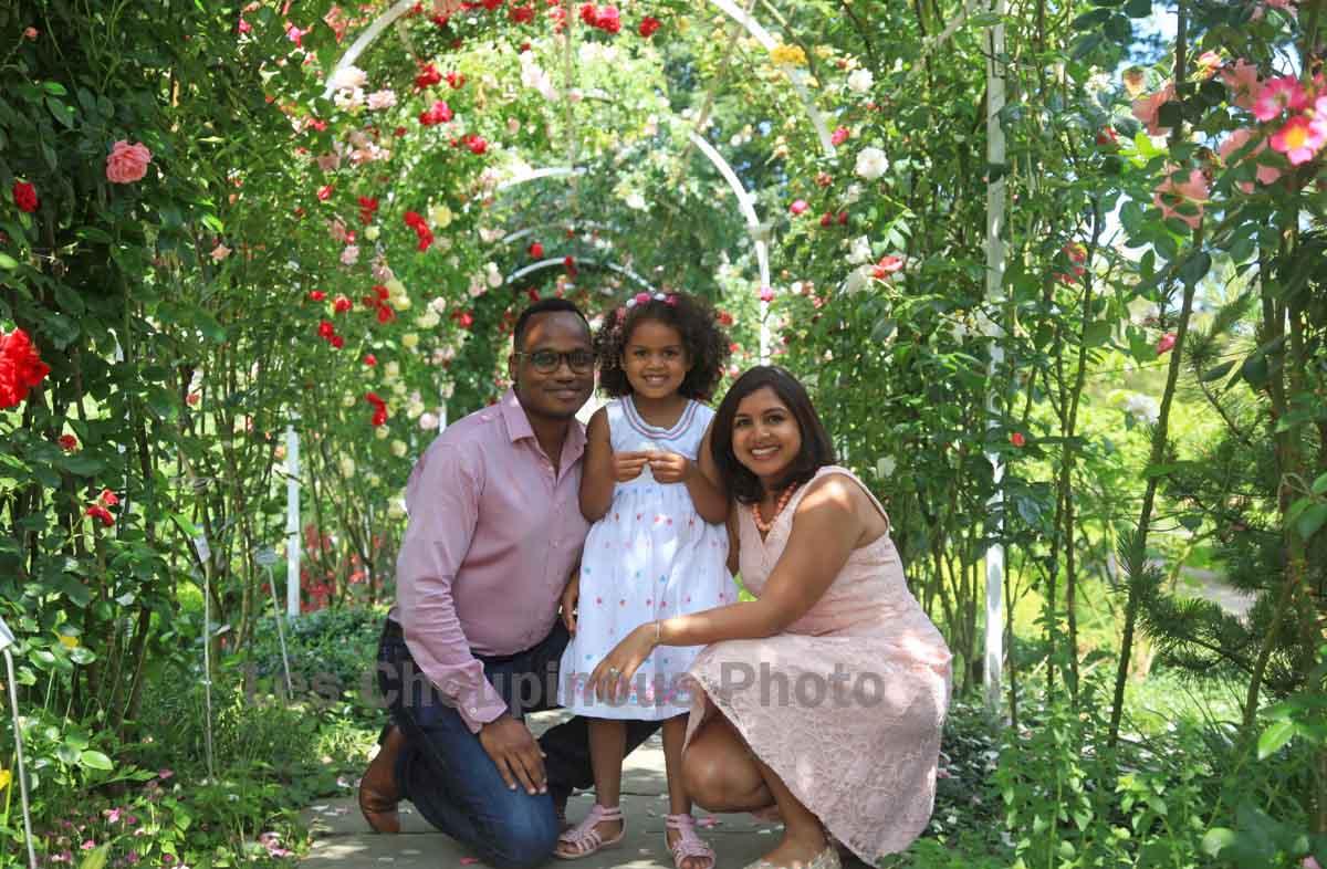photo de famille à Bâle