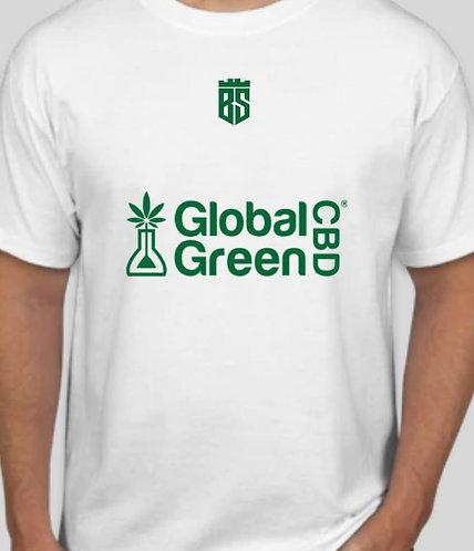 Global Green CBD T-Shirt