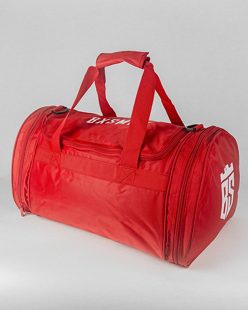 Red & White Training Bag