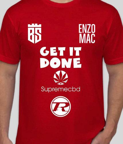 Enzo Maccarinelli T-Shirt