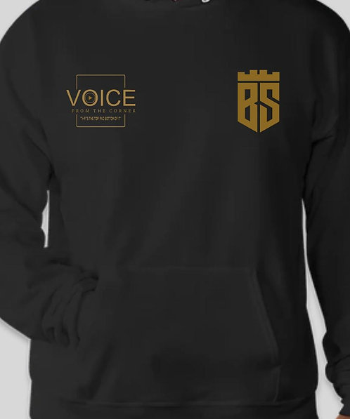 Voice From The Corner Hoodie