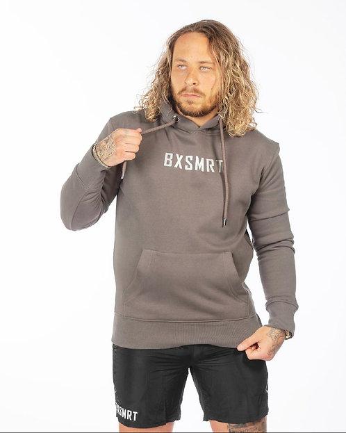 BXSMRT Charcoal Hoodie