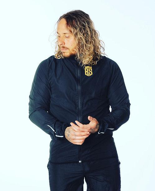 BXSMRT Lightweight Jacket (Black & Gold)