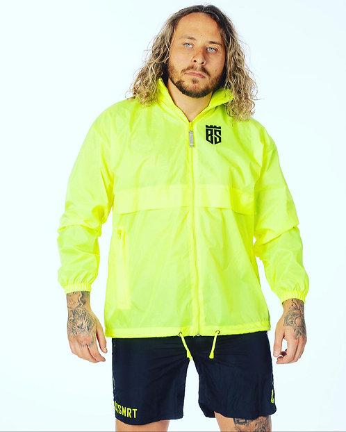 BXSMRT Stormbreaker Jacket (Ultra Yellow)