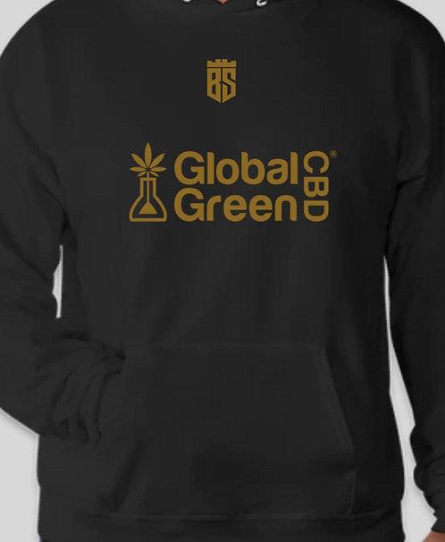 Global Green CBD Hoodie