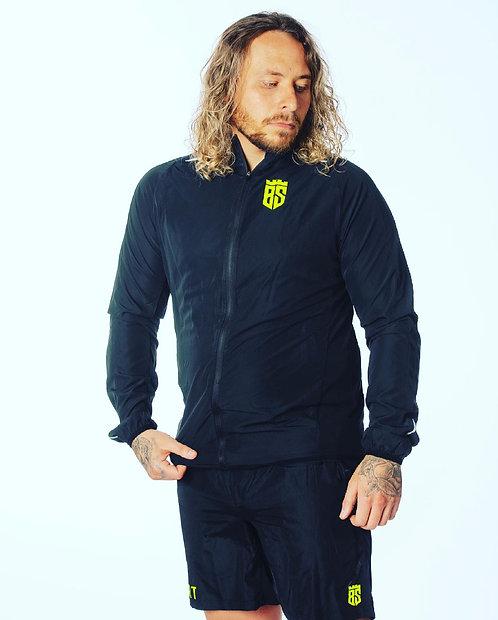 BXSMRT Lightweight Jacket (Black & Green)