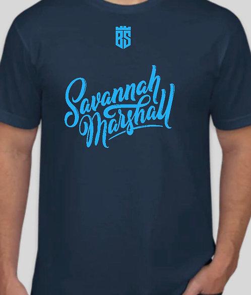 Savannah Marshall T-Shirt