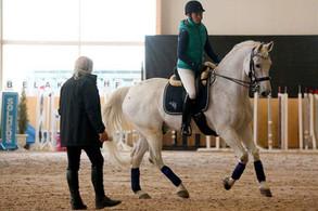 Mia Kainulaisen Horse in Motion tunnelmat