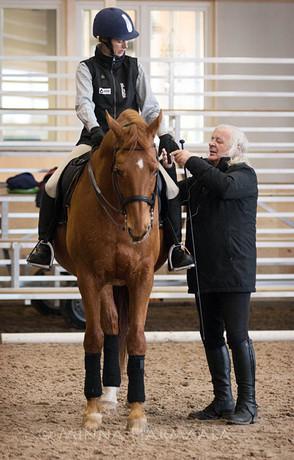 Mia Pasanen ja tunnelmat Horse in Motionin jälkeen