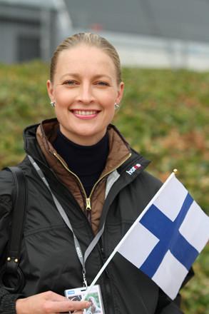 Mia Stellberg luennoi sunnuntaina 4.2. urheilupsykologiasta