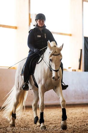 Niina Kirjorinteen tunnelmat Horse in Motionin jälkeen