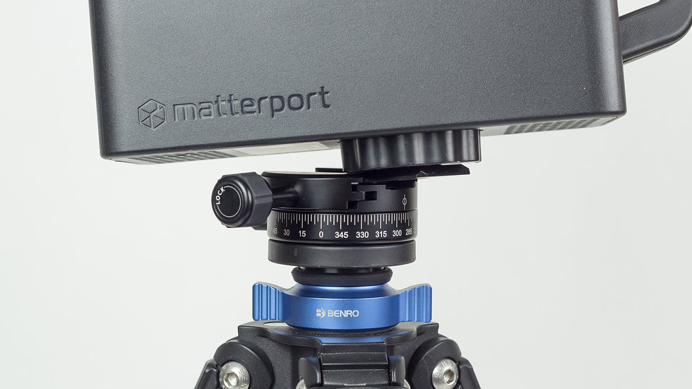 Stativ Adapter Matterport Pro2