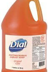 DIAL Dial Gold Antimicrobial Liquid Hand Soap - 4/1 Gallon Refill