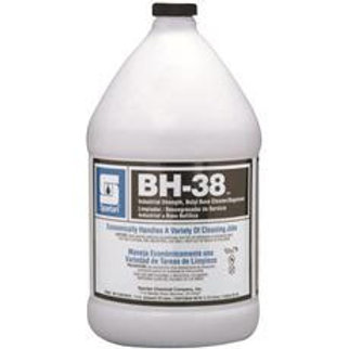 SPARTAN CHEMICAL COMPANY BH-38 1 Gallon Industrial Degreaser