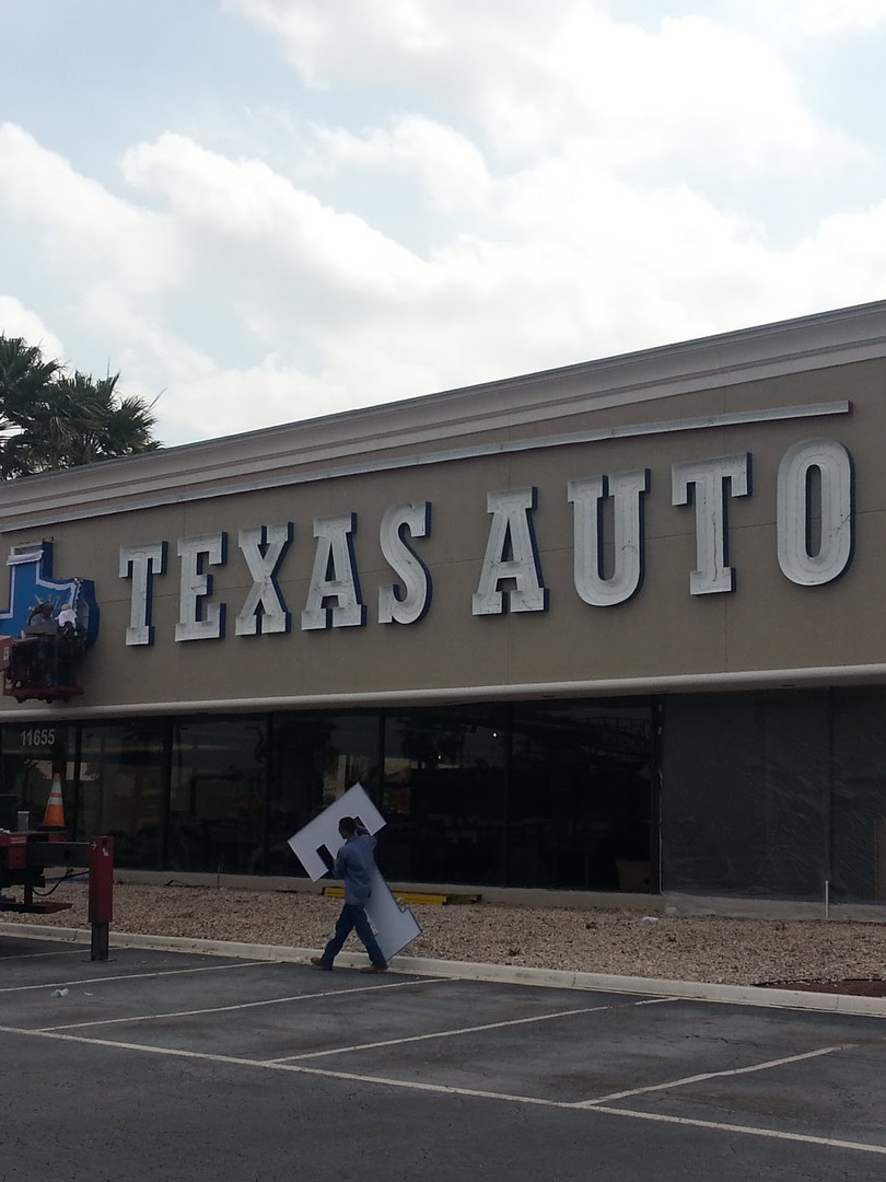Texas auto- Houston, Tx