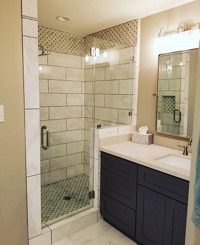 Master bath remodel- Houston, Tx