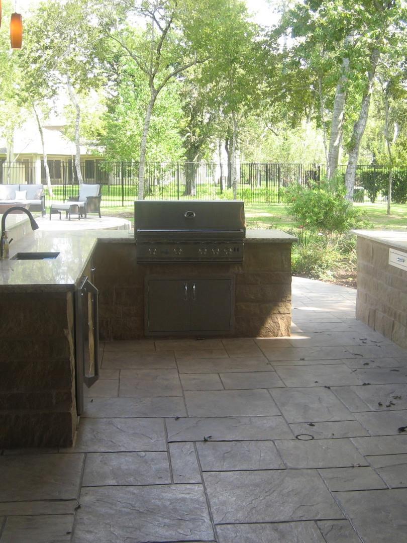 Outdoor living- Houston, Tx