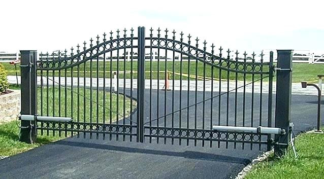 Residential & Commercial iron fencing