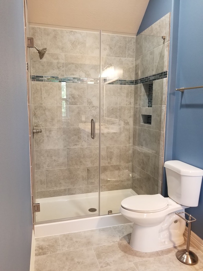 Master bath remodel- Missouri city, Tx