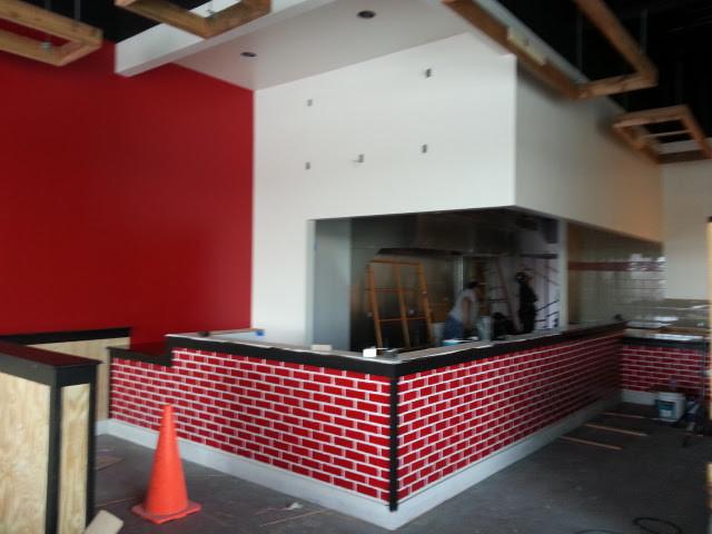 Bullrito's buildout- Katy, Tx