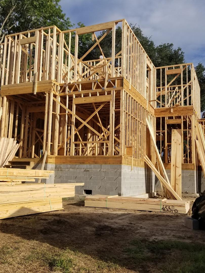 New Construction- Meyerland, Houston