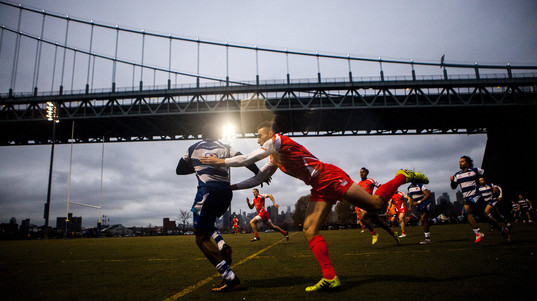 Skyline rugby for the New York Times (2015)