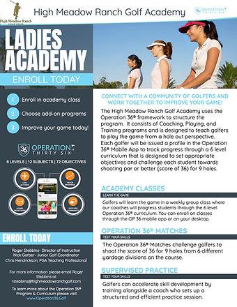 Ladies Academy Flier Templates.jpg