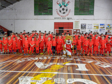 Unidade do Projeto Leõezinhos Baios é inaugurada em Campo Belo do Sul