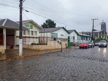 Aulas estão suspensas nas redes municipais e estadual de Campo Belo do Sul devido as chuvas