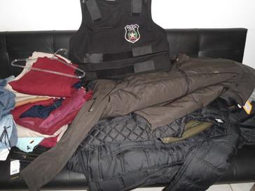 Polícia Civil de Campo Belo do Sul localiza suspeito e recupera roupas furtadas de Loja