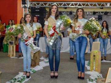 Escolhidas as novas soberanas da festa da colheita 2017 de Campo Belo do Sul