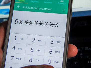 Digito 9 será acrescentado nos telefones móveis em 6 de novembro em Santa Catarina