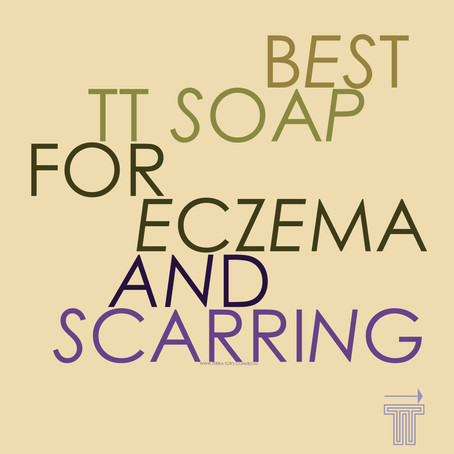 Best Soap For Eczema and Scarring