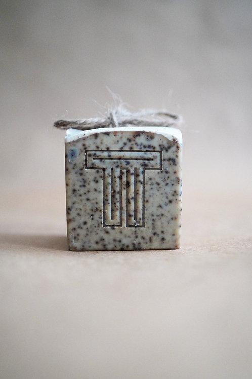 Sweet Plantain + Coffee Scrub Cube