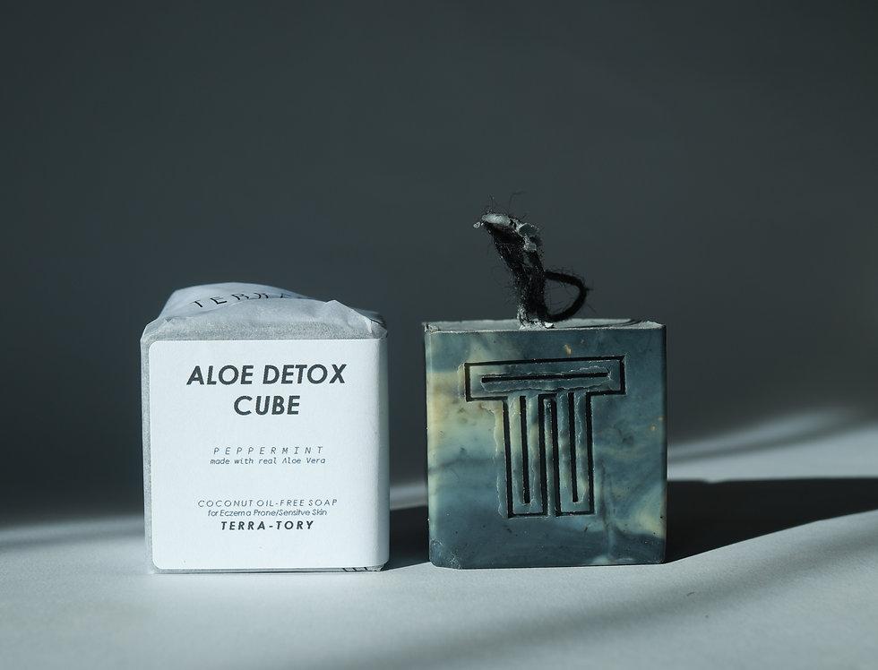 Fresh Aloe Detox Cube