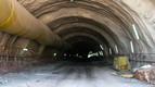 La construcción de los túneles de Toquepala. Mina Toquepala, Tacna, Perú