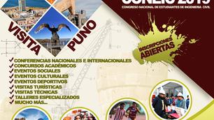 """""""XXVII CONEIC en Puno"""""""