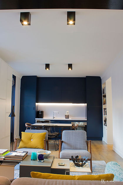 Planche d'ambiance - Appartement 17ème
