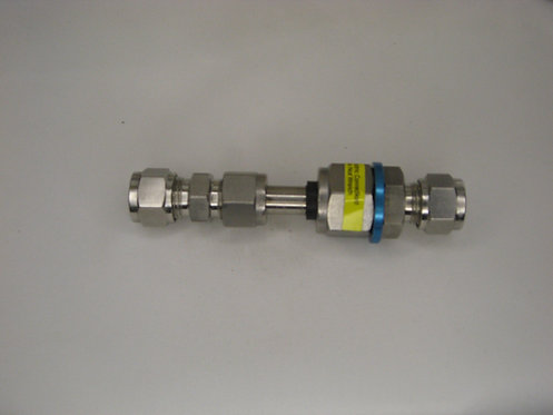"""SS Insulated Tube Union 3/8"""""""