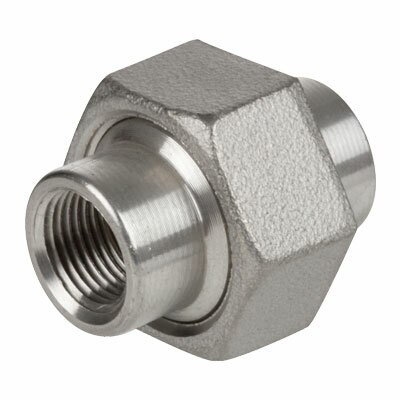 Stainless Steel Hex Union
