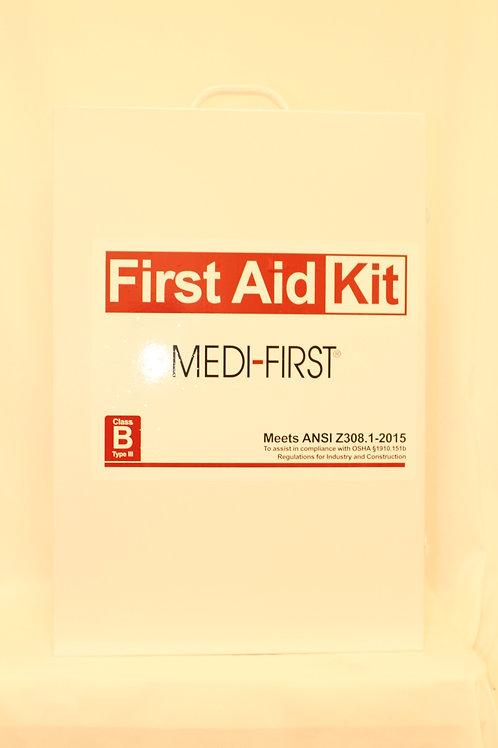 First Aid Cabinet 4 Shelf
