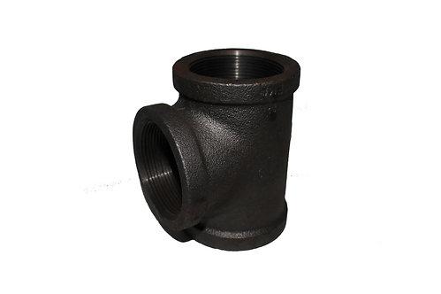 Black Malleable Tee