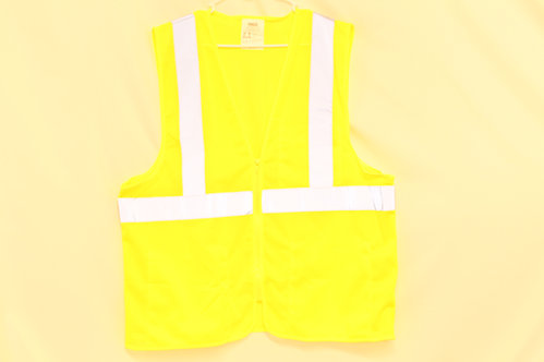 Safety Vest XL - Yellow