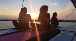 Yoga Sunset Cruise