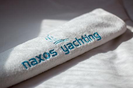 Naxos Yachting Catamarans DANAE & RENA interior port aft cabin